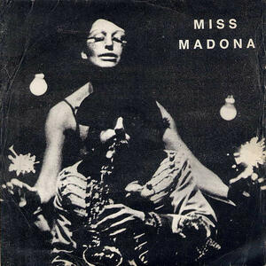 Cover of vinyl record MISS MADONA by artist
