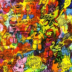 Cover of vinyl record HYPERMAGIC MOUNTAIN by artist