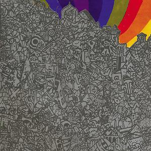 Cover of vinyl record WONDERFUL RAINBOW by artist