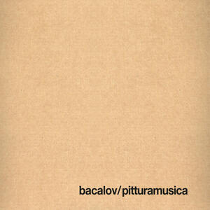 Cover of vinyl record PITTURAMUSICA by artist