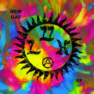 Cover of vinyl record NEW DAY EP by artist