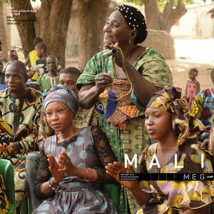 Cover of vinyl record MALI. THE ART OF GRIOTS OF KELA, 1978-2019 by artist