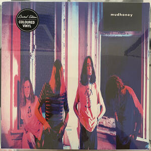 Cover of vinyl record MUDHONEY - (VIOLET VINYL) by artist