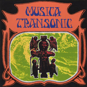 Cover of vinyl record MUSICA TRANSONIC  by artist