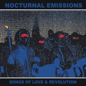 Cover of vinyl record SONGS OF LOVE AND revolution by artist