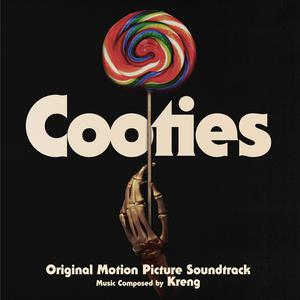 Cover of vinyl record COOTIES by artist