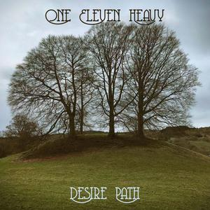 Cover of vinyl record DESIRE PATH by artist