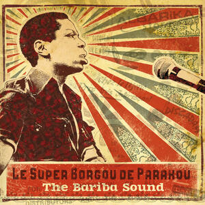 Cover of vinyl record THE BARIBA SOUND by artist