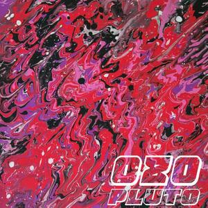 Cover of vinyl record PLUTO by artist