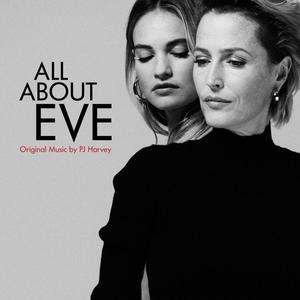 Cover of vinyl record ALL ABOUT EVE by artist