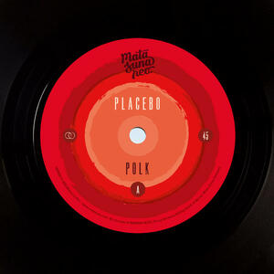 Cover of vinyl record POLK / BALEK by artist