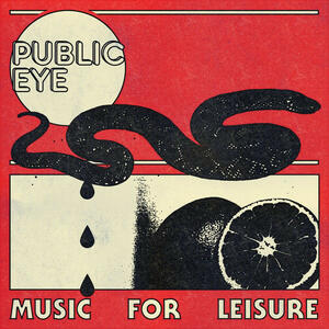 Cover of vinyl record MUSIC FOR LEISURE by artist
