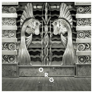 Cover of vinyl record O.R.G. by artist