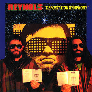 Cover of vinyl record deprtation symphony by artist