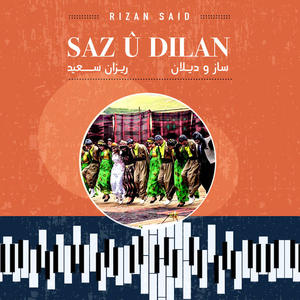 Cover of vinyl record SAZ U DILAN by artist
