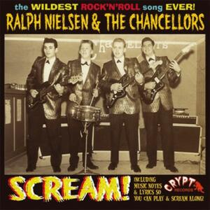 Cover of vinyl record SCREAM by artist
