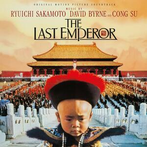 Cover of vinyl record THE LAST EMPEROR by artist