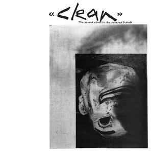 Cover of vinyl record CLEAN by artist
