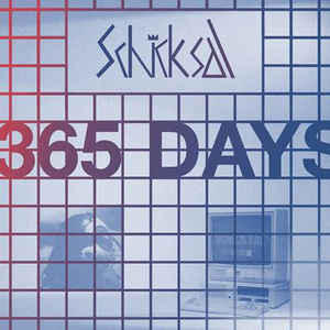 Cover of vinyl record 365 DAYS  by artist