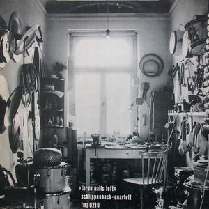 Cover of vinyl record THREE NAILS LEFT by artist