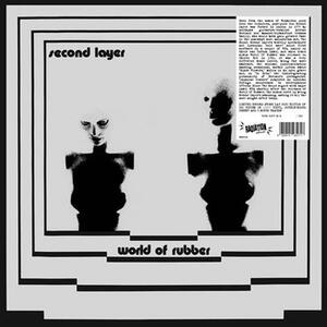 Cover of vinyl record WORLD OF RUBBER by artist