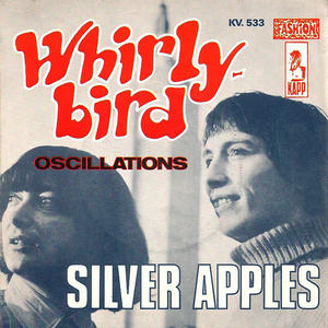 Cover of vinyl record WHIRLY BIRD/OSCILLATIONS by artist