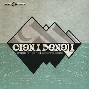 Cover of vinyl record MUSIC FOR DENALI by artist