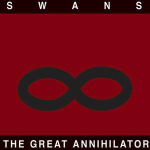 Cover of vinyl record THE GREAT ANNIHILATOR by artist