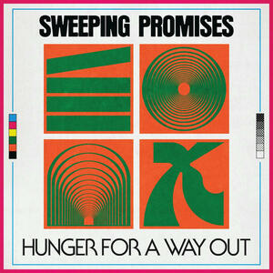 Cover of vinyl record HUNGER FOR A WAY OUT by artist
