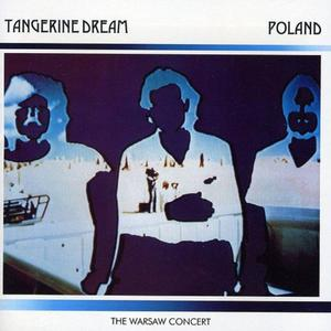 Cover of vinyl record POLAND -the warsaw concert - (COLOURED vinyl) by artist