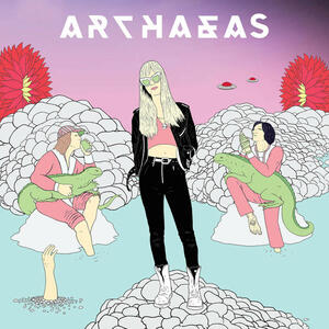 Cover of vinyl record ARCHAEAS by artist