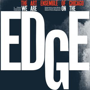Cover of vinyl record WE ARE ON THE EDGE by artist