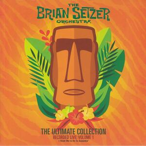 Cover of vinyl record The Ultimate Collection Recorded Live: Volume 1 I Think We're On To Somethin' by artist
