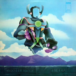 Cover of vinyl record MONSTER MOVIE by artist