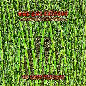 Cover of vinyl record THE BAMBOO RECORDINGS by artist