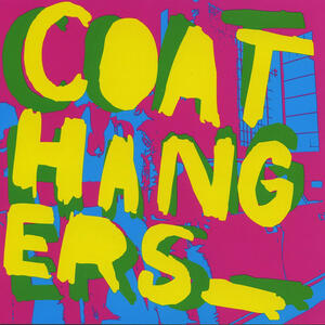 Cover of vinyl record COATHANGERS  by artist