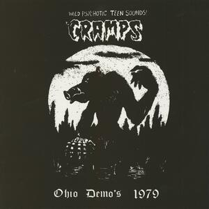 Cover of vinyl record OHIO DEMO'S 1979 by artist