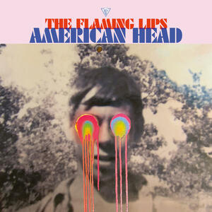 Cover of vinyl record AMERICAN HEAD by artist