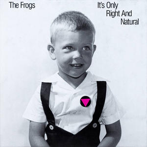Cover of vinyl record IT'S ONLY RIGHT & NATURAL by artist