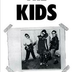 Cover of vinyl record THE KIDS by artist