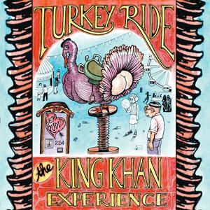 Cover of vinyl record TURKEY RIDE -COLOURED- by artist