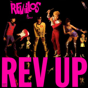 Cover of vinyl record REV UP by artist