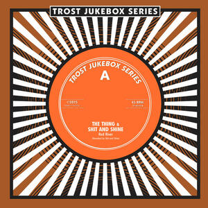 Cover of vinyl record TROST JUKEBOX SERIES 4 by artist