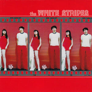 Cover of vinyl record WHITE STRIPES - (BROWN VINYL) by artist