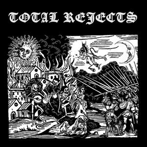 Cover of vinyl record TOTAL REJECTS by artist
