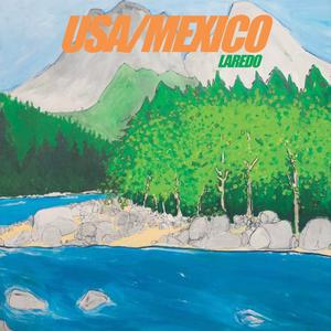 Cover of vinyl record LAREDO by artist