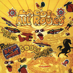 Cover of vinyl record LAGOS ALL ROUTES by artist