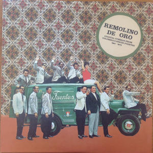 Cover of vinyl record REMOLINO DE ORO  by artist
