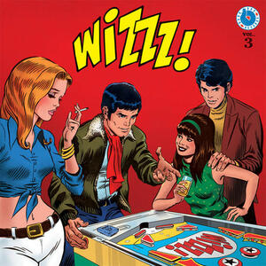 Cover of vinyl record WIZZZ - VOL 3 by artist