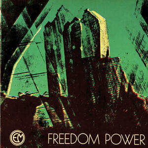 Cover of vinyl record FREEDOM POWER by artist